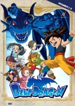 Blue Dragon DVD Vol. 1