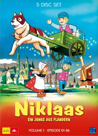 Niklaas DVD-Box Vol. 1