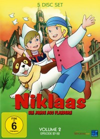 Niklaas DVD-Box Vol. 2