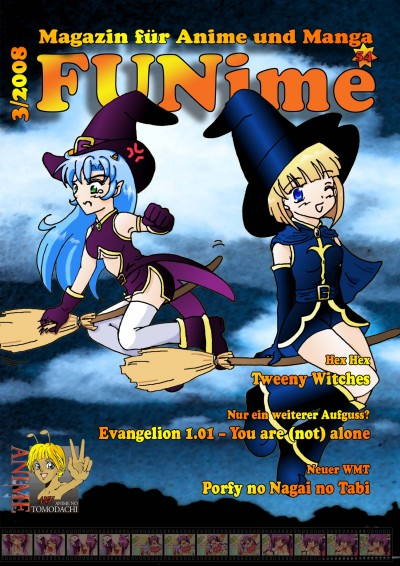 Cover der FUNime Nr. 54