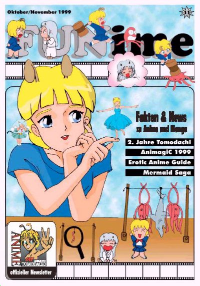 FUNime 11 Cover