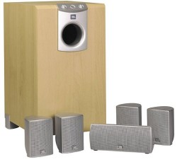 Surround-Set mit Subwoofer
