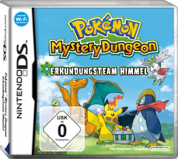 Pokemon Mystery Dungeon — Erkundungsteam Himmel