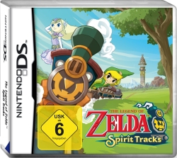 Legend of Zelda — Spirit Tracks
